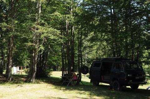 Camping Auto Kamp
